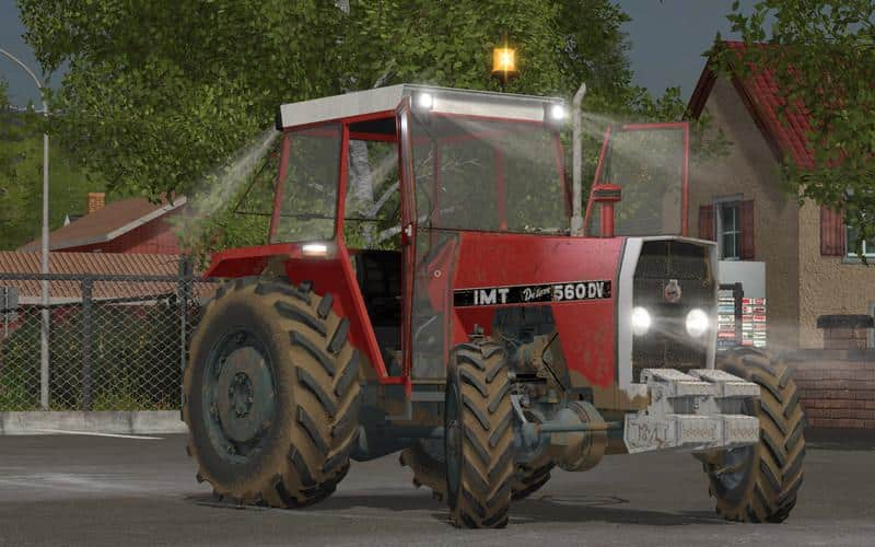 IMT 560 Deluxe/DV v2.0