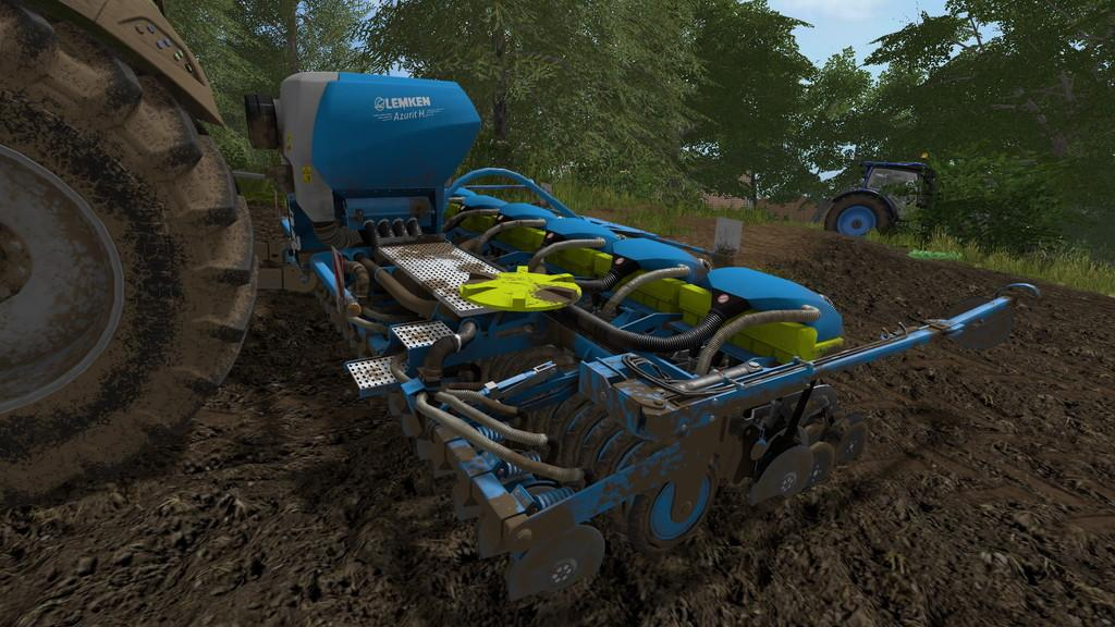 ITS Lemken Azurit Hybrid v2.7.1.0