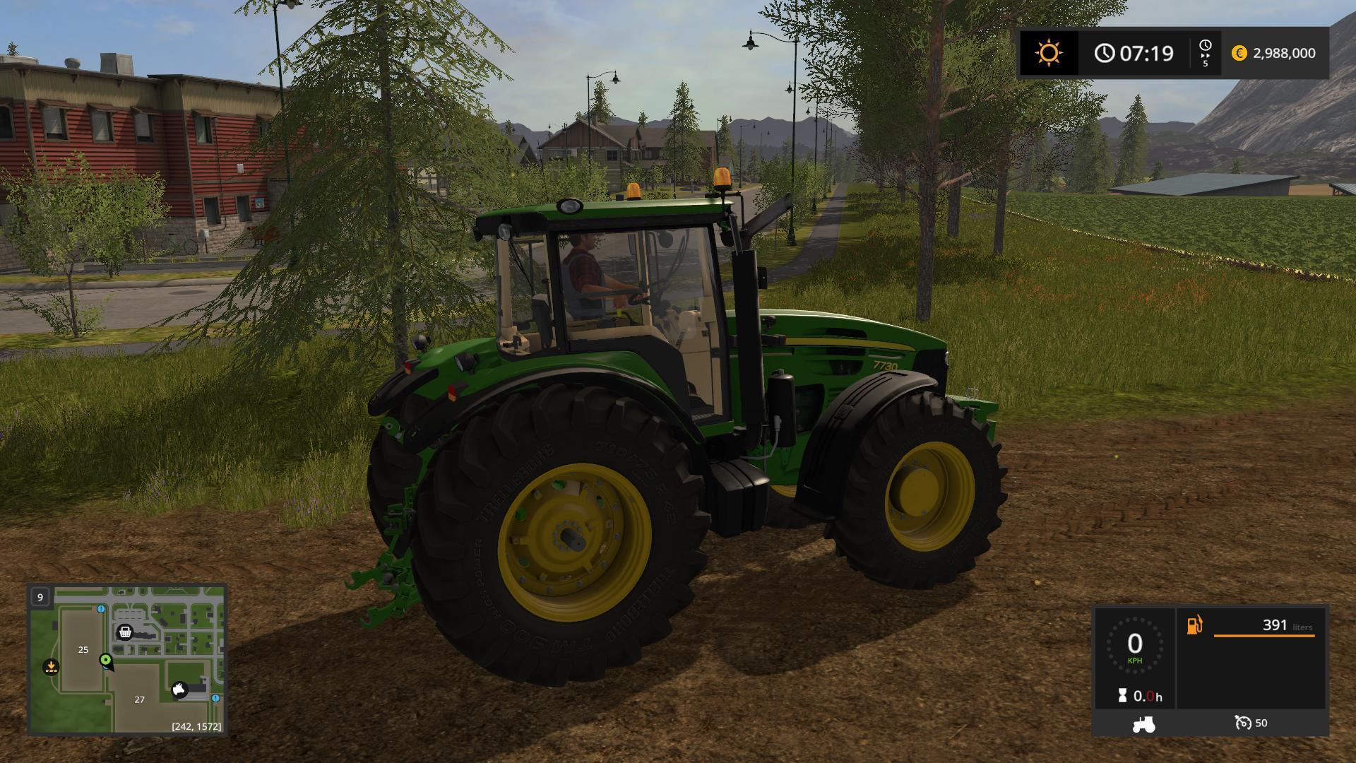 John Deere 7030 Series v2.2.2.0