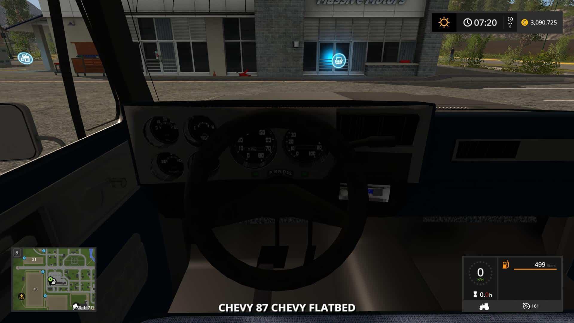 K30 Flatbed Chevy V1