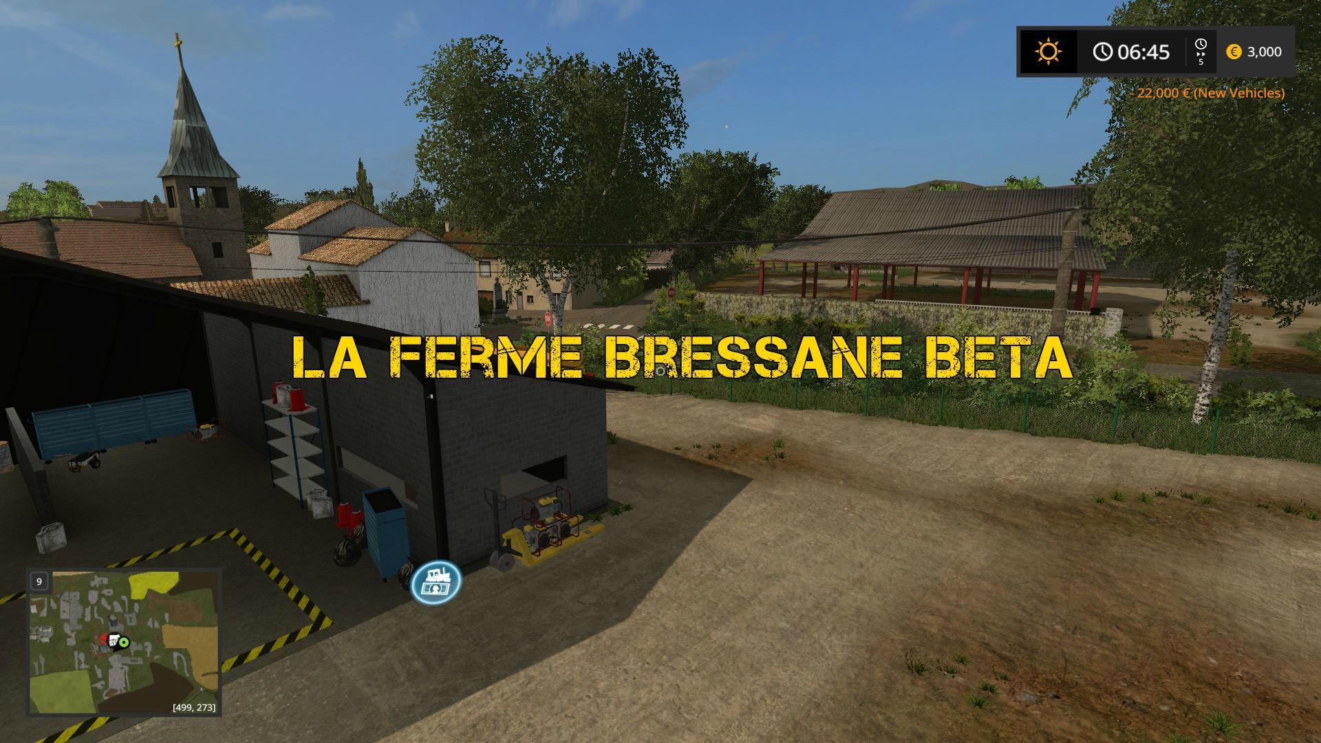 La Ferme Bressane BETA