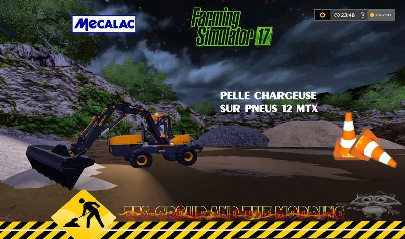 MECALAC MTX 12 v2.0