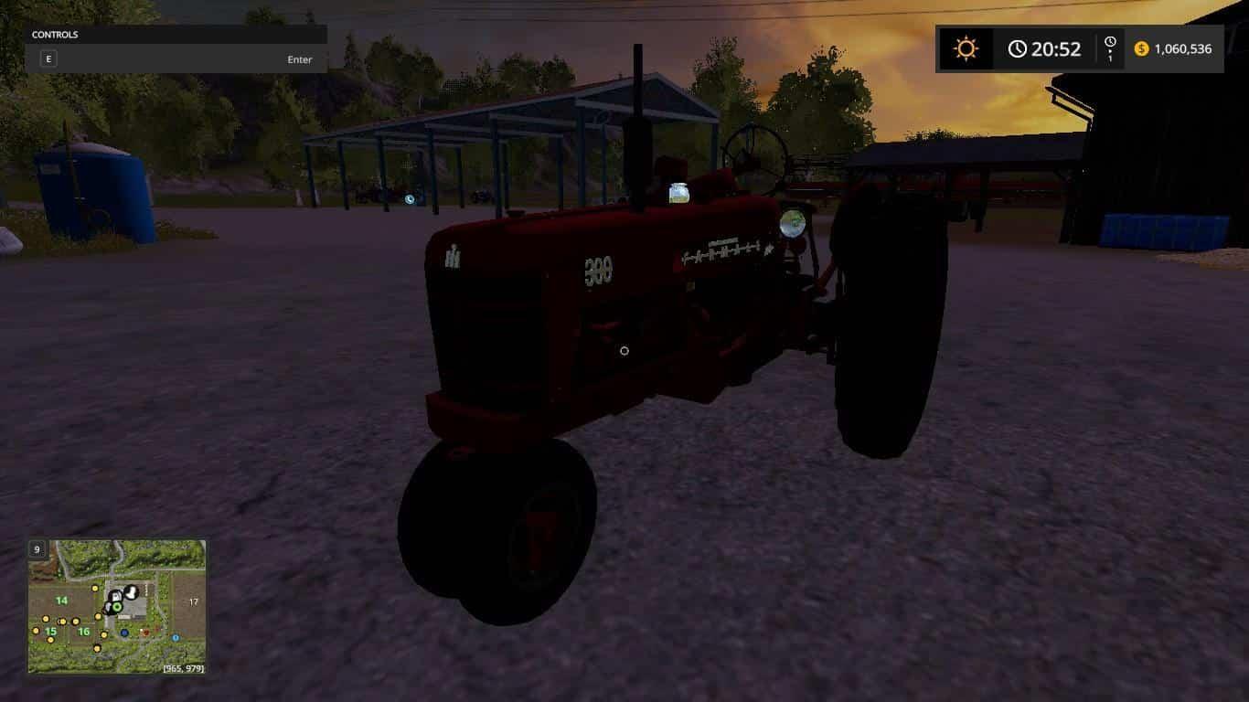 New Farmall 300 v1.0