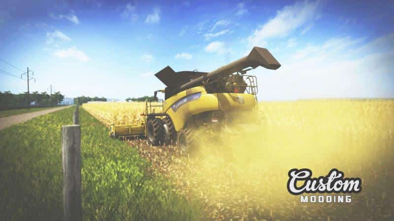 New Holland CR North American v1.3.0