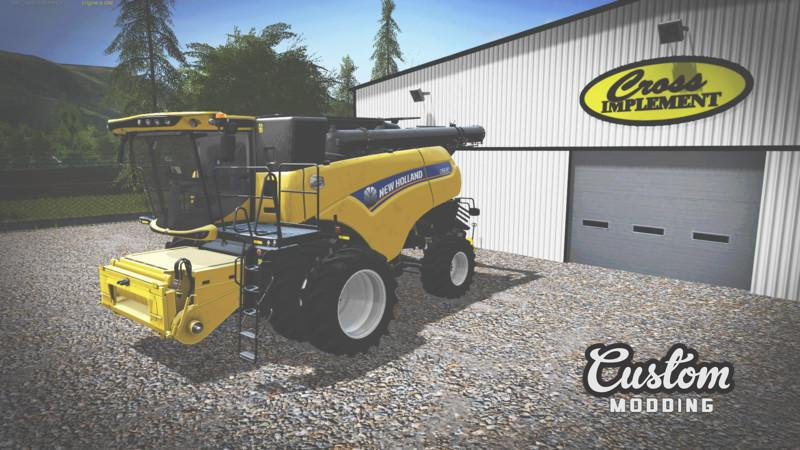 New Holland CR North American v1.3