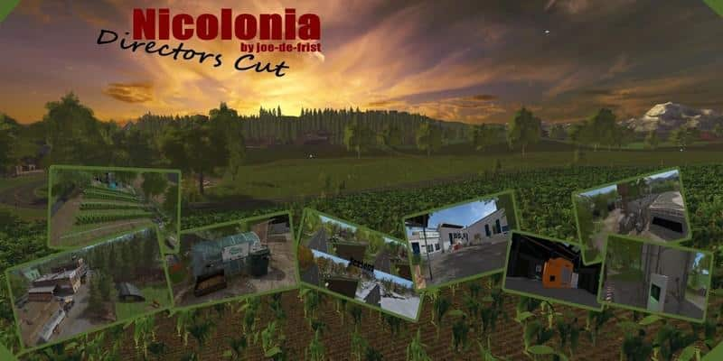 Nicolonia DC v1.9