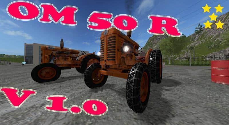 OM 50 R v1.1 + Fixed