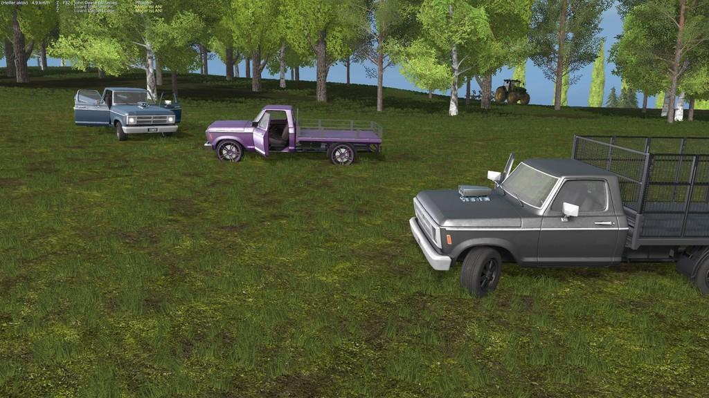 Pickup Triple Pack v1.0