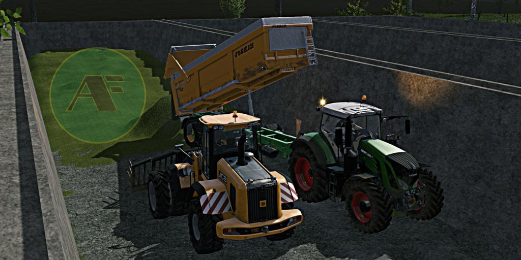 Polish AgroFarm FS17 v1.0