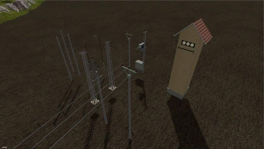 Power Line (Prefab) v1.0