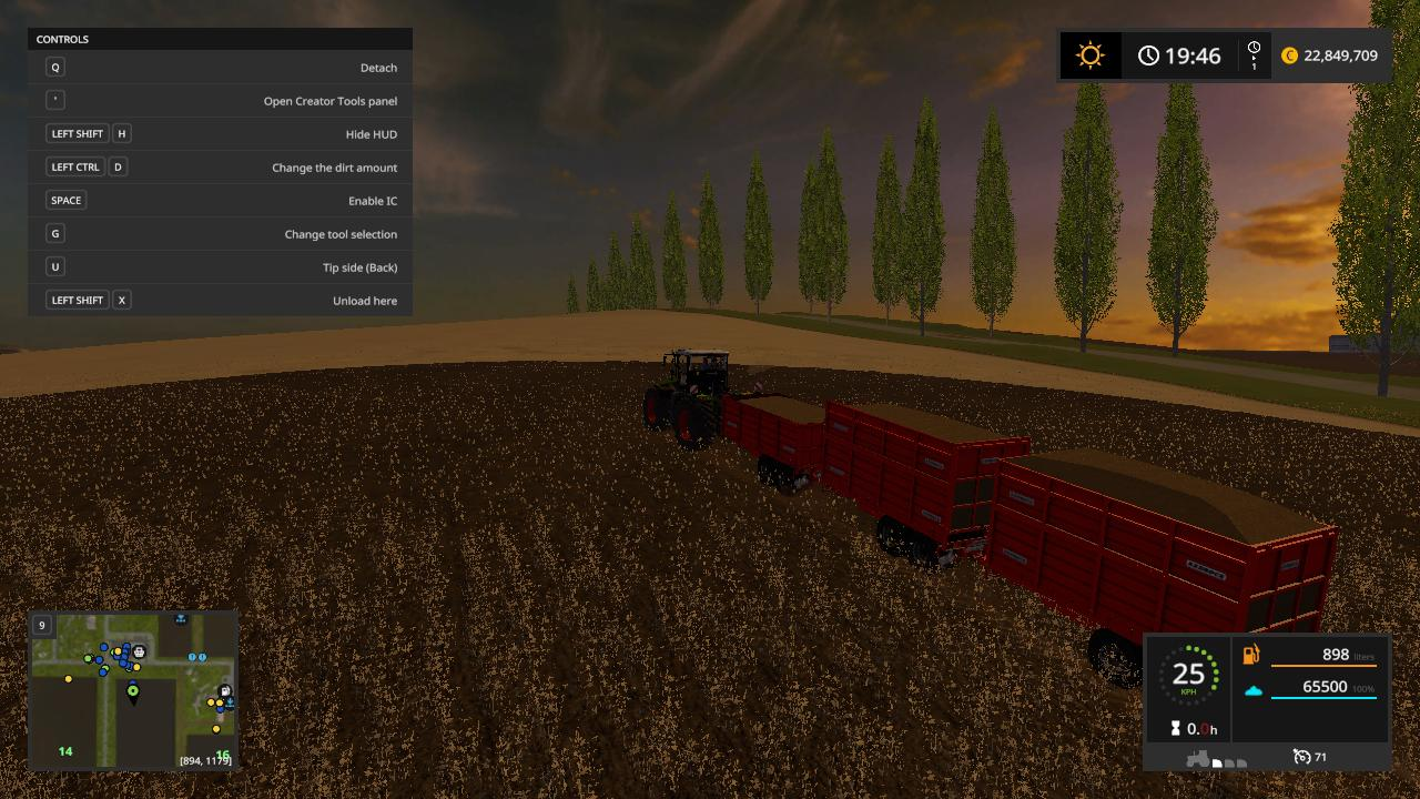 Redrock trailers v1.0