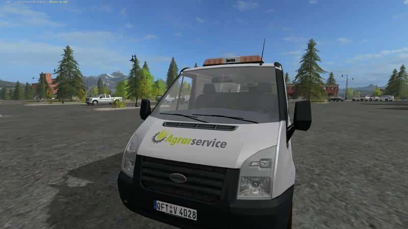 Rumbler Van Service v3.0