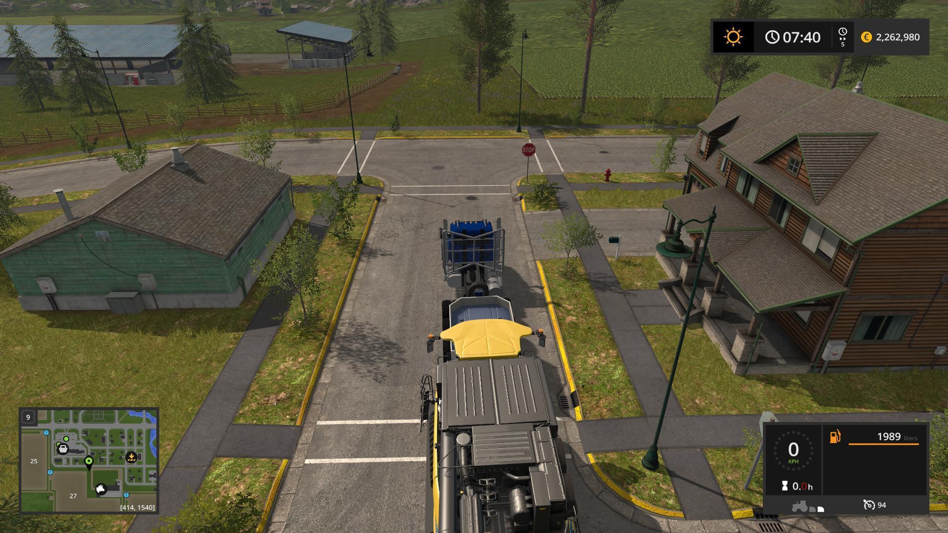 Semi Hauler Truck v1.0