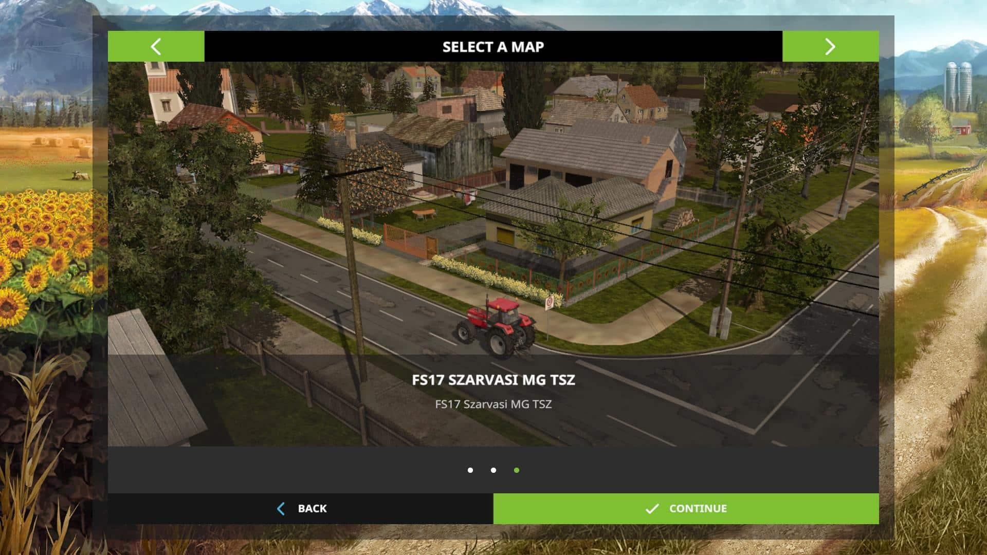 Szarvasi MG TSZ Map v1