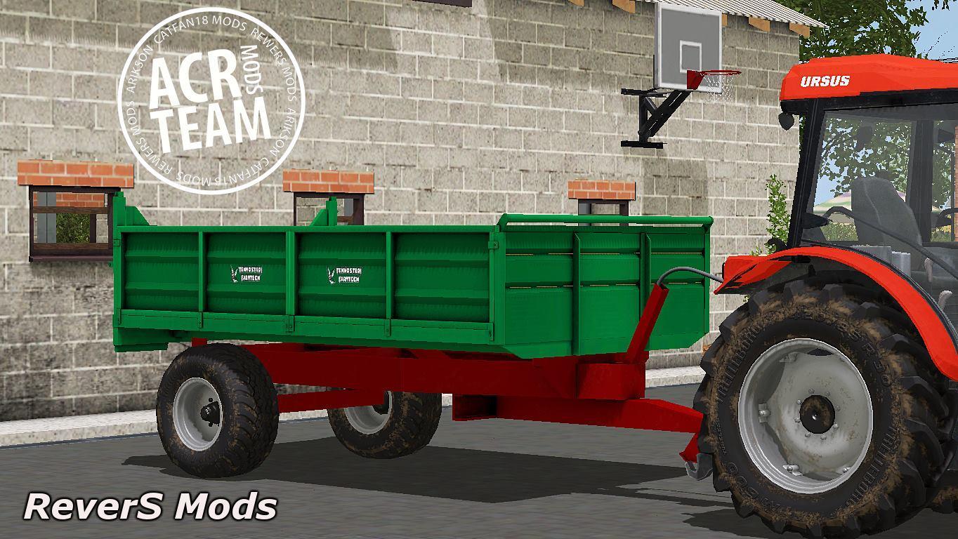 Tehnostroj Farmtech v1.0