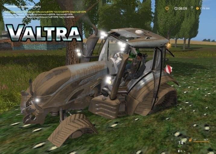 Valtra T FL v1.1