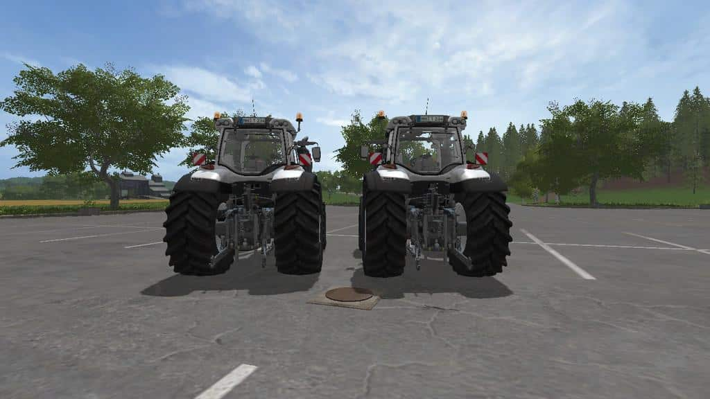 Valtra T serie with IC-Control v1.0