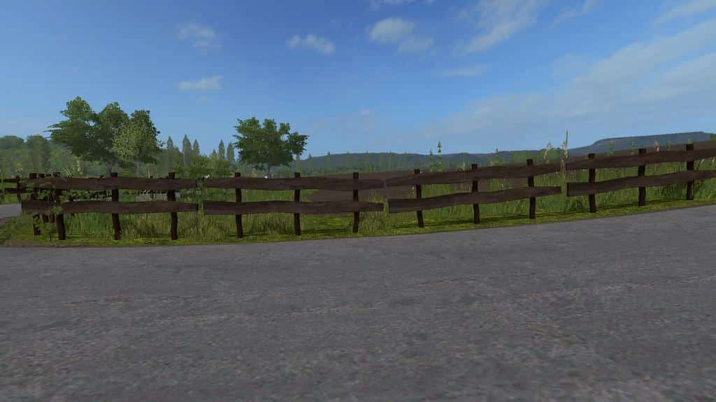 Willow Fence (Prefab) v1.0