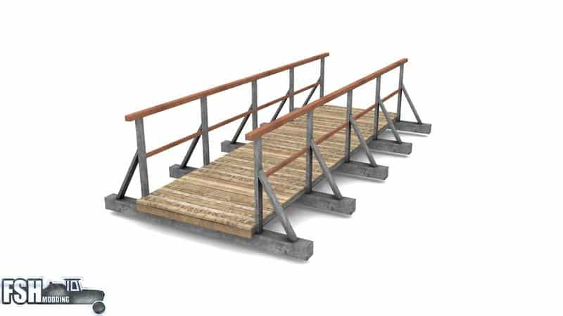 Wood bridge v1.0