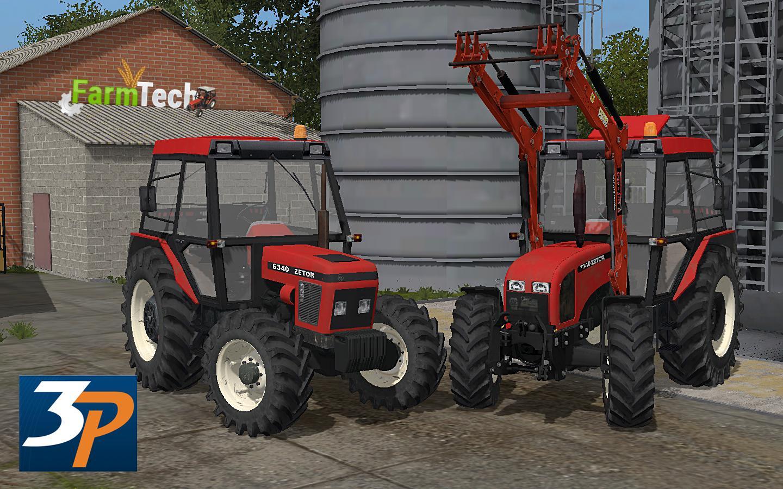 Zetor 5340 by 3P