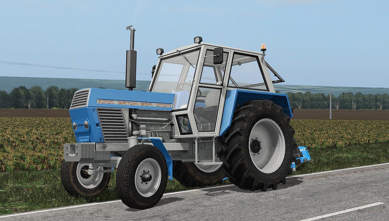 Zetor 8011 by ACR Mods