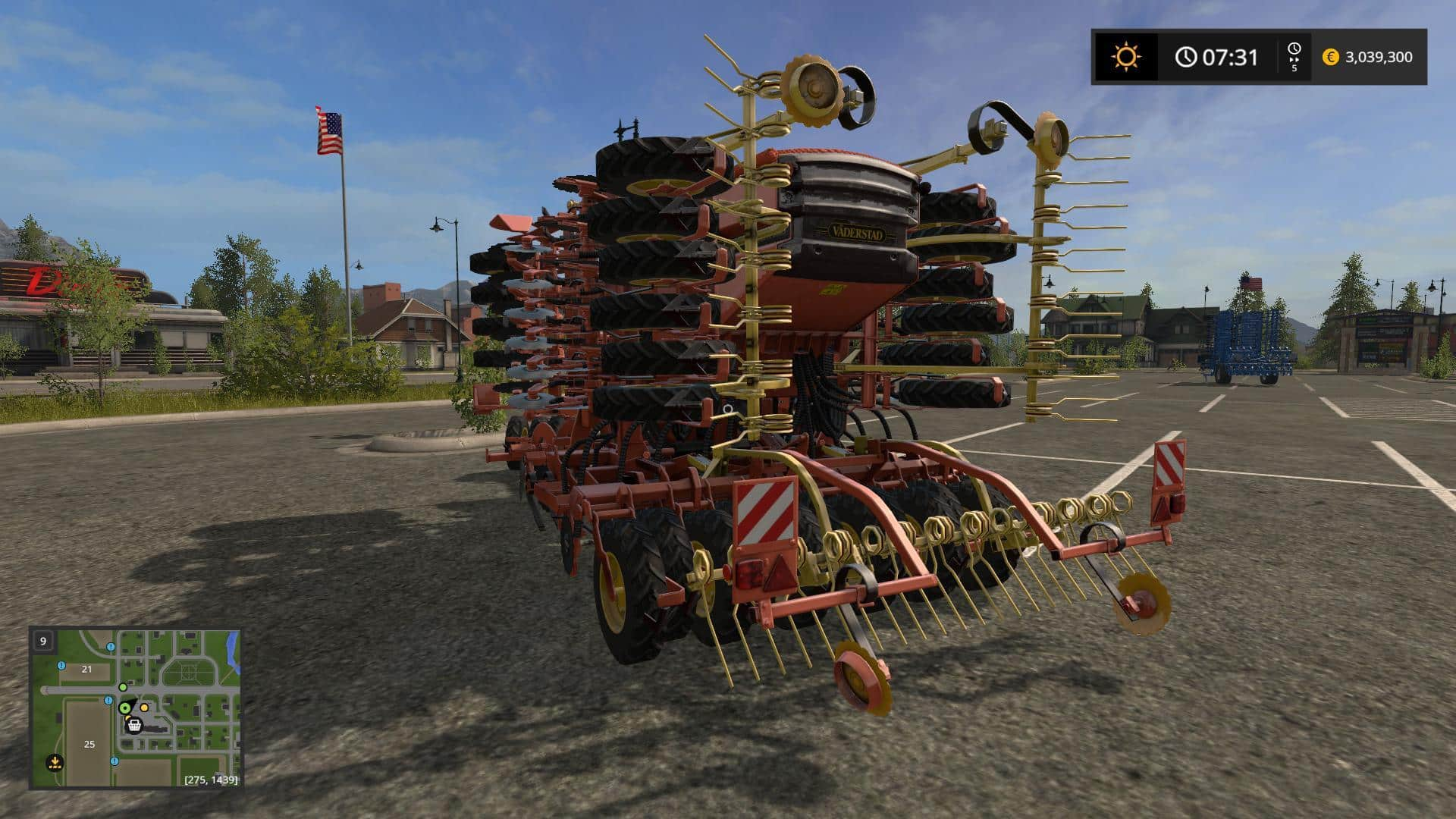 600ss sowing machine v2