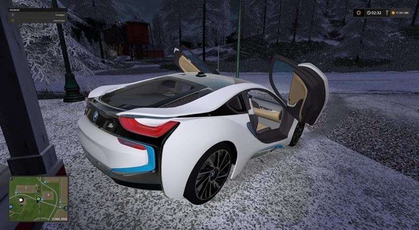 BMW i8 V 1.5 [MP]