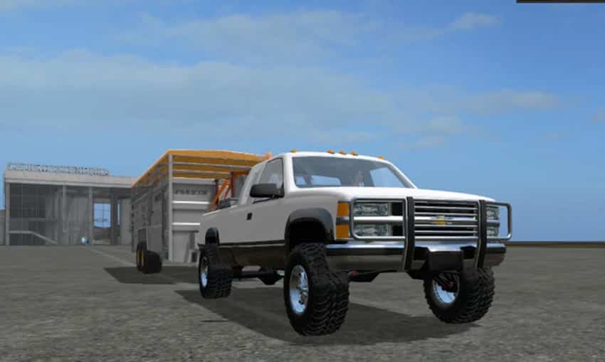 Chevrolets 2500 diesel V 1.0 [MP]