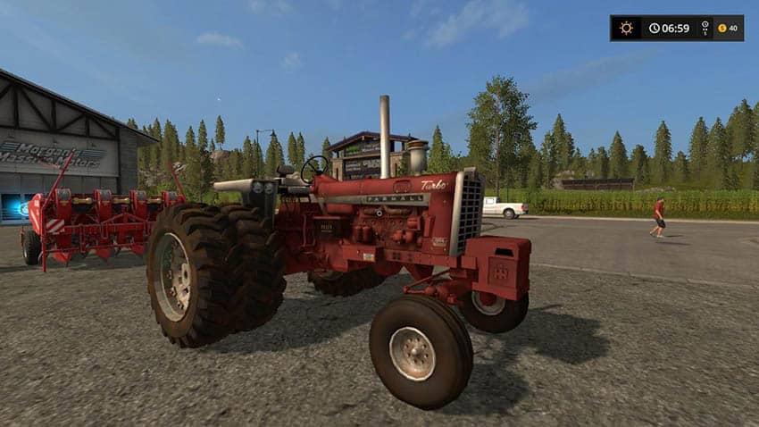 Farmall 1206 v 1.0