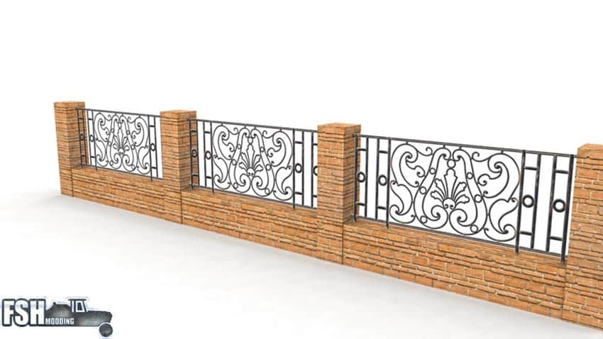 Fence v 1.2 [SP]