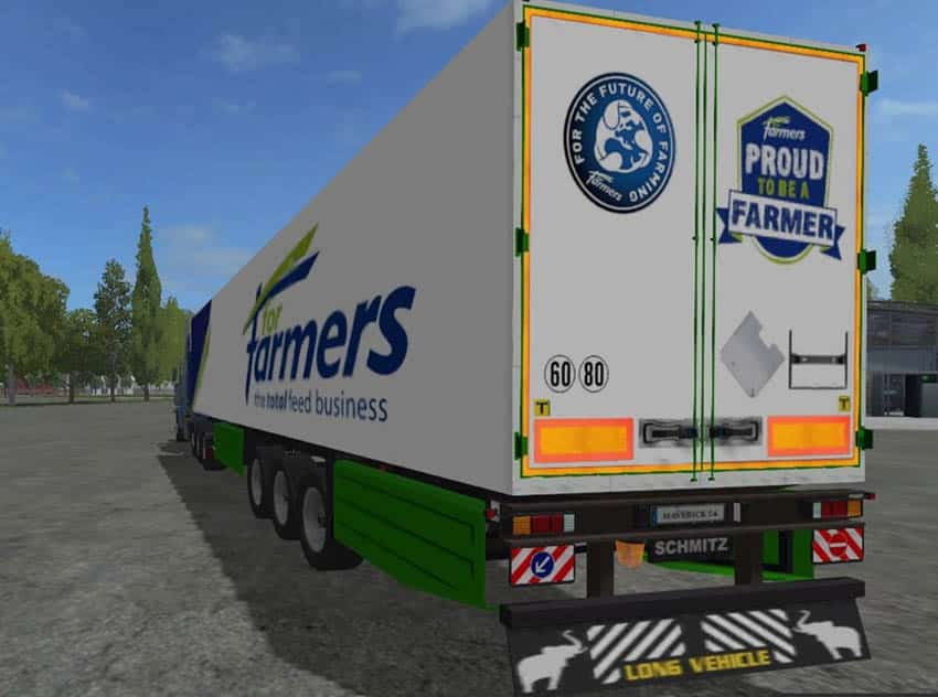 For Farmers Cargobull V 1.0 [MP]