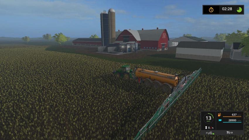 Great Prairie Farm v 1.0 [MP]