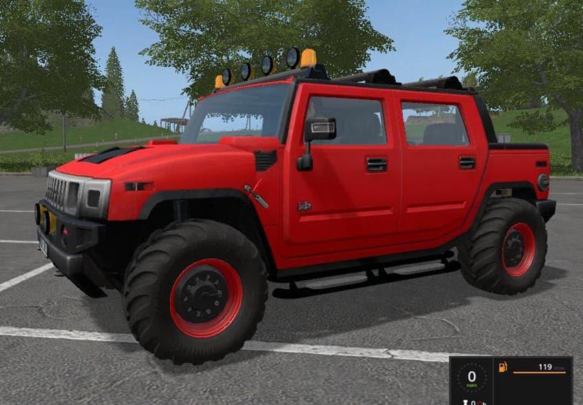 Hummer H2 v 1.0