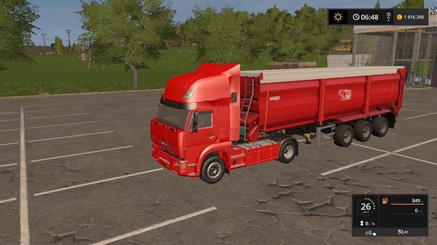 KamAZ 5410 RX 15 V 1.0 [MP]