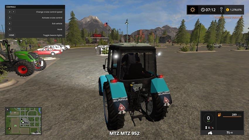 MTZ 952 V 1.2 [MP]
