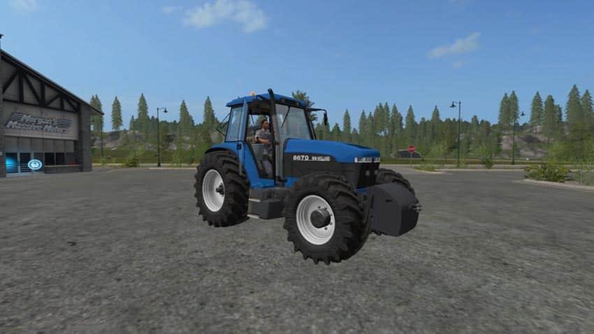 New Holland 8X70 Series V 0.9 [MP]