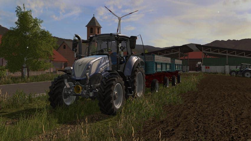 New Holland T5 V 1.0 [MP]