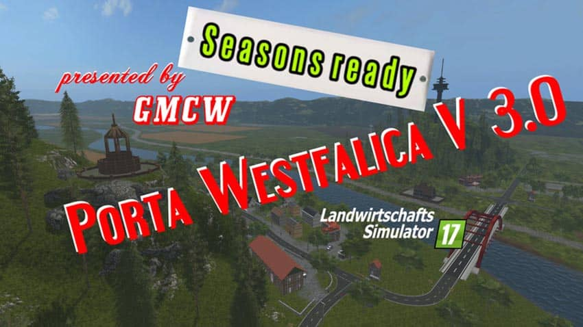 Porta Westfalica V 3.0 [MP]