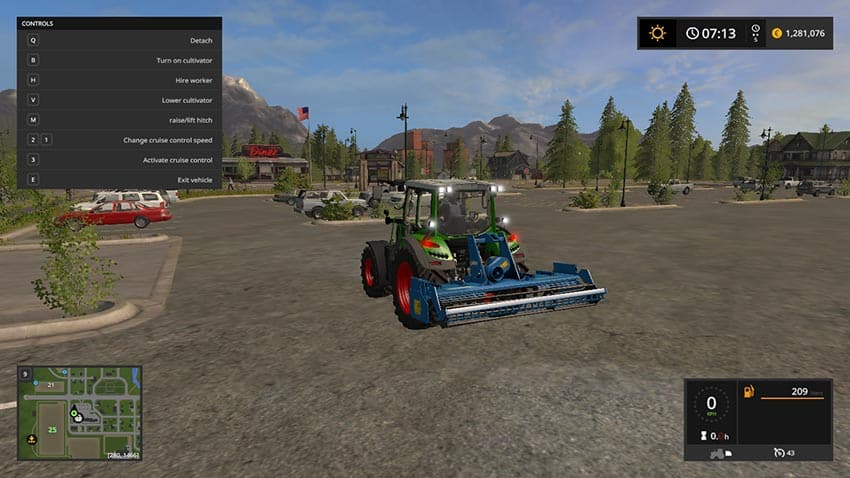 Rabe Toucan 3000Sl V 1.1 [MP]