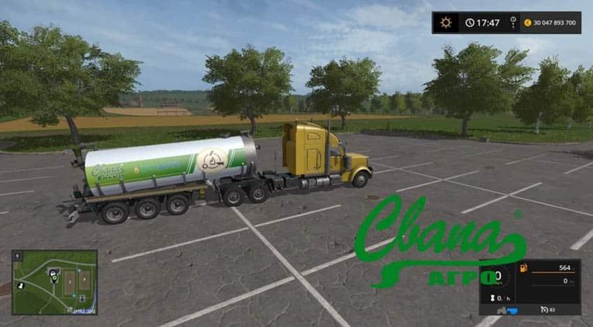SA Kotte Garant BioGas Transportation V 1.0 [MP]