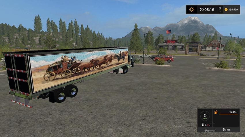 Smokey and the Bandit Set v 1.0