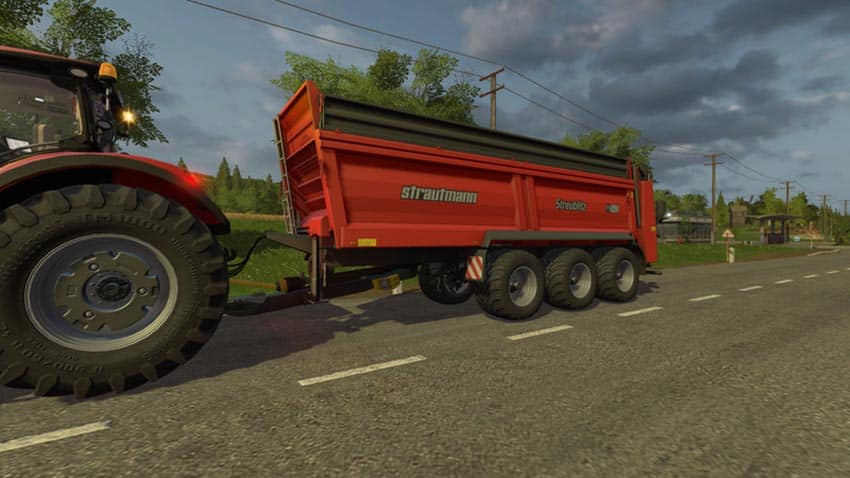Strautmann PS 3401 More Realistic V 1.0 [MP]