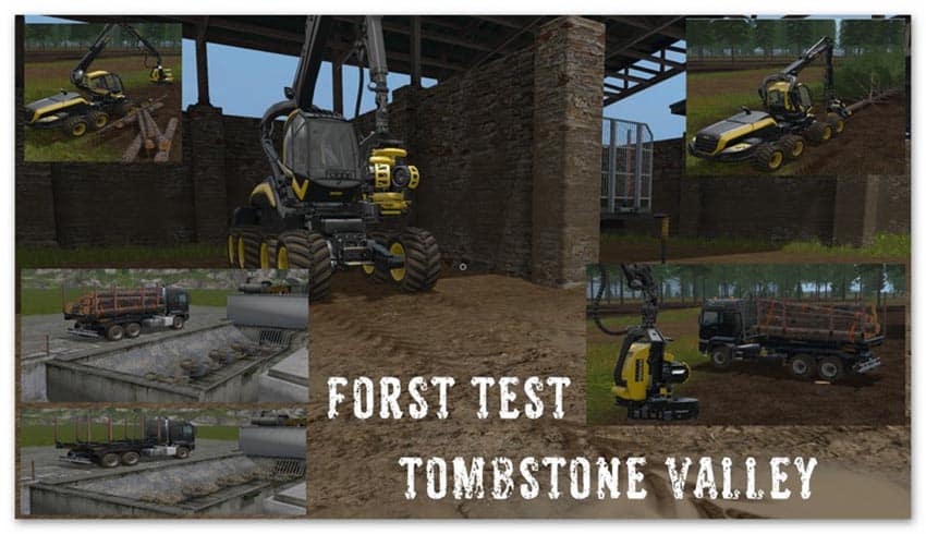 Tombstone Valley V 1.0 [MP]