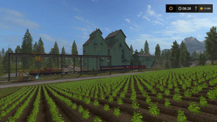 Valley Crest Farm V 1.0.0.1 [MP]