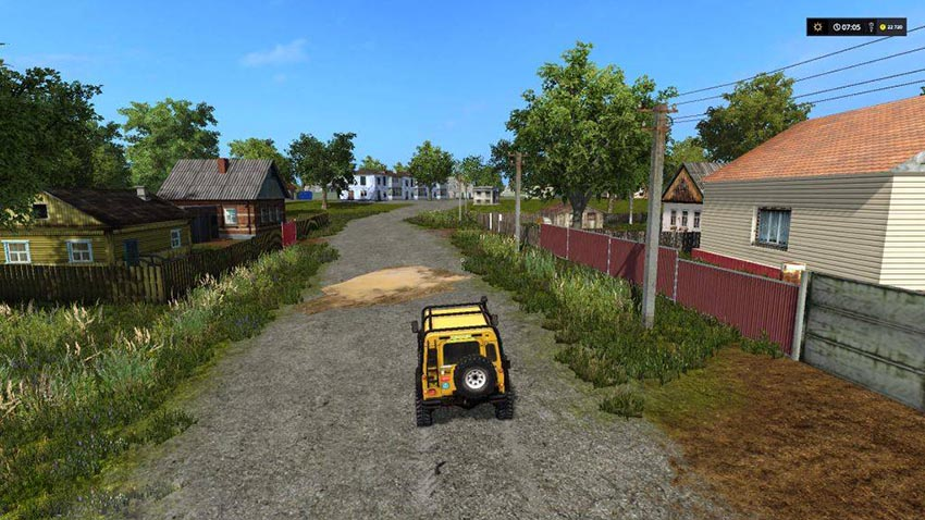 Weekday tractor driver V 2.0 [MP]