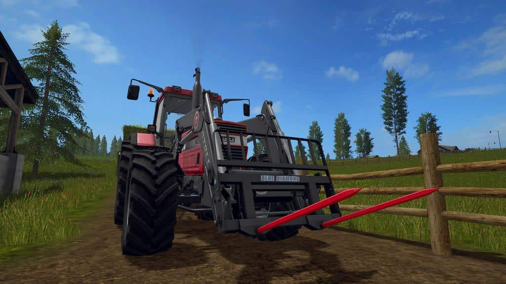 Blue Diamond Bale Forks v1.0.0.0