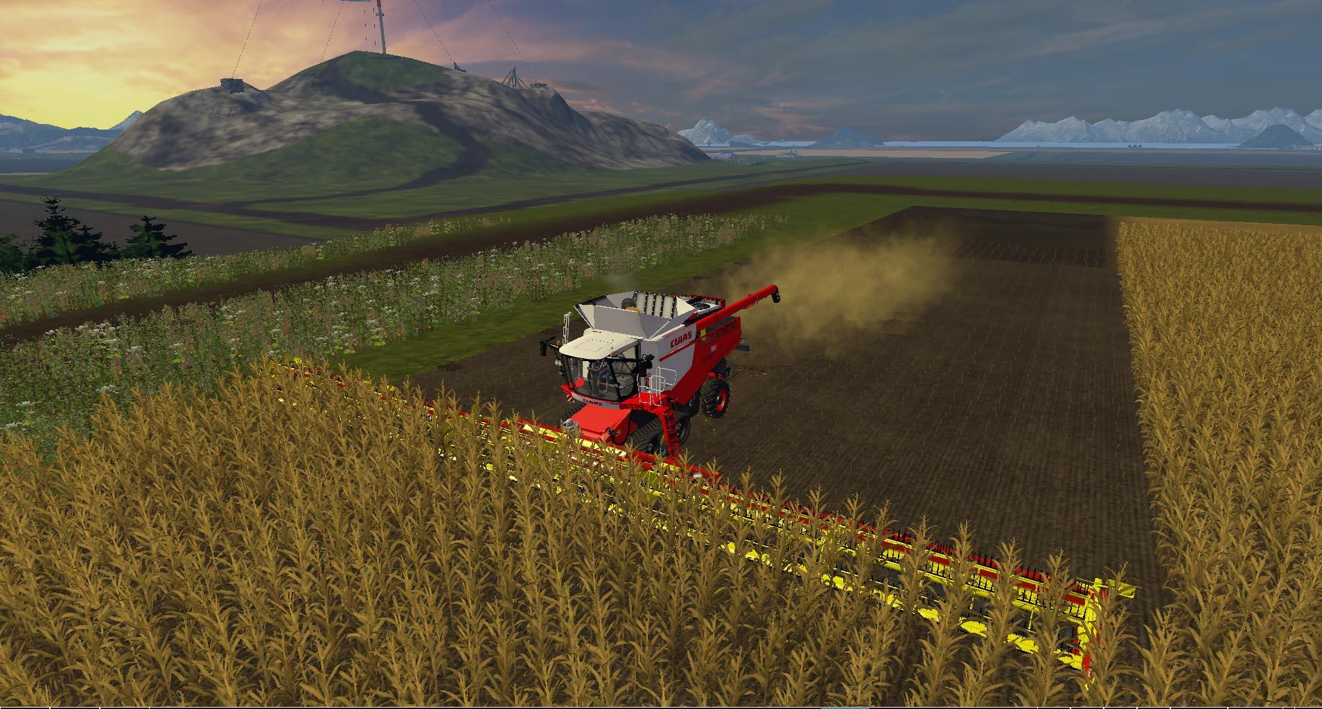 Case IH 3162 Cutter 90ft COMBI from Vaszics