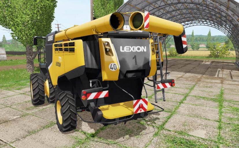 CLAAS Lexion 770 USA v1.0