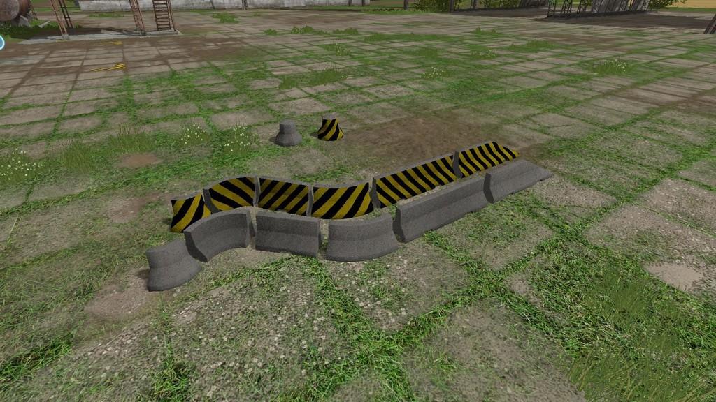 Concrete Panels (Prefab) v1.0.0.0