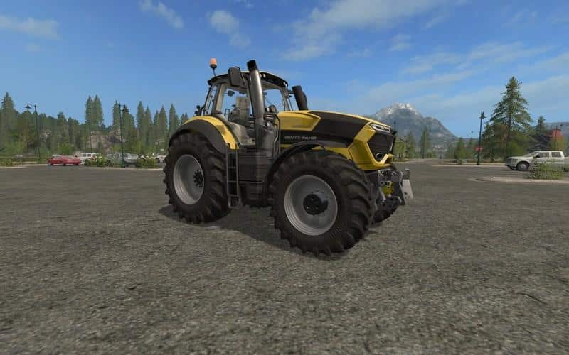 Deutz Serie 9 colorable & Chip Tuning v1.0.0.2